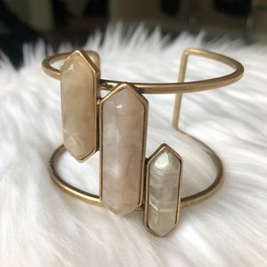 Jewelry - Crystal Arm cuff